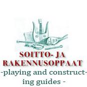 Soitto- ja rakennusoppaat